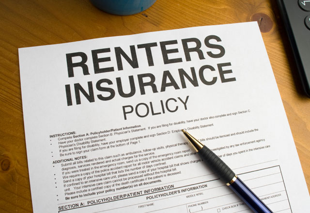 Renters Insurance Policy contract - Foremost Renters insurance