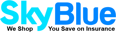 SkyBlue insurance logo